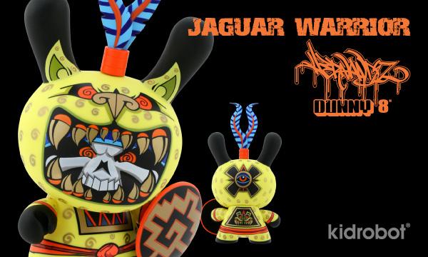 Jaguar Warrior Dunny