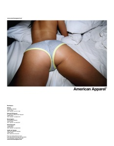 American Apparel Panties