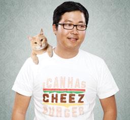Ben Huh, CEO behind the Cheezburger Network