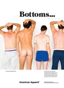 American Apparel bottoms